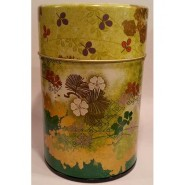 Japanese Tea Caddy 100g
