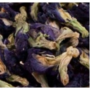 Blue Butterfly Pea Flowers - 50g